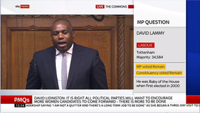 PMQ - Drugs, knife crime and gang violence