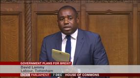 Brexit debate speech