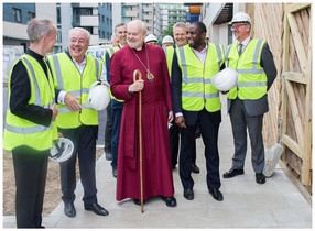 New church and community centre in Tottenham Hale