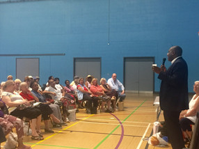Chat with Tottenham and Wood Green Pensioners Action Group