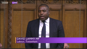PMQ on corporate governance and BAME board members