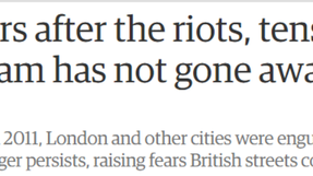 The Observer article on Tottenham