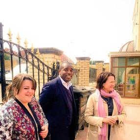 Visit To Wightman Road Mosque