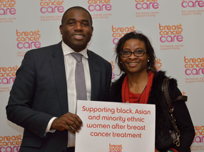 BAME Breast Cancer Research Launch