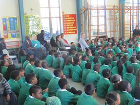 Holy Trinity School Visit