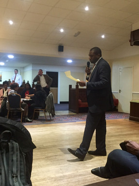 Dagenham Fundraiser Event: Why Labour lost and how we rebuild