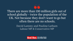Our moral responsibility to the world's poorest girls