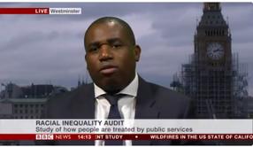 Race Disparity Audit - my response