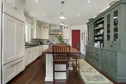 Muebles de cocina estilo retro