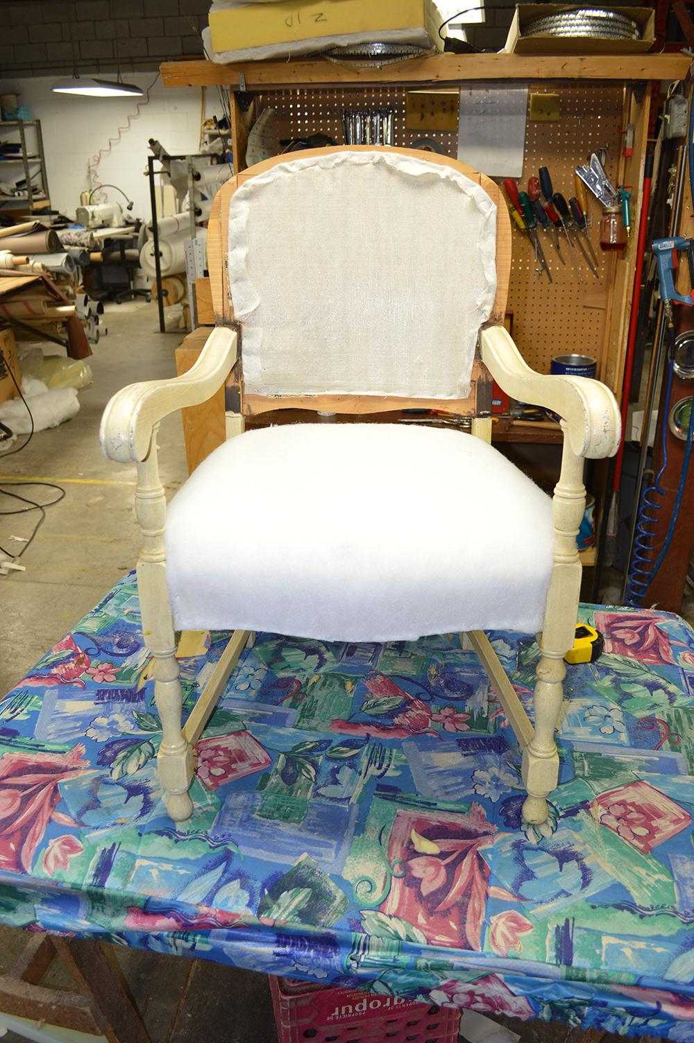 Chaise Antique - Avant