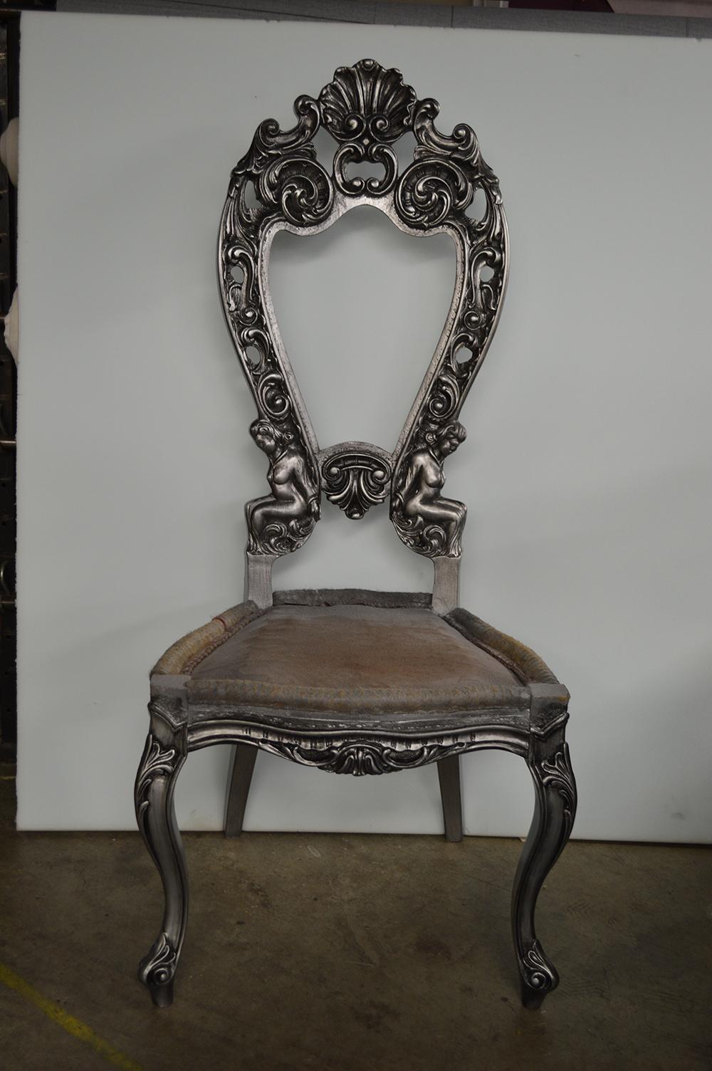 Chaise de salle a Dinner - Pendant