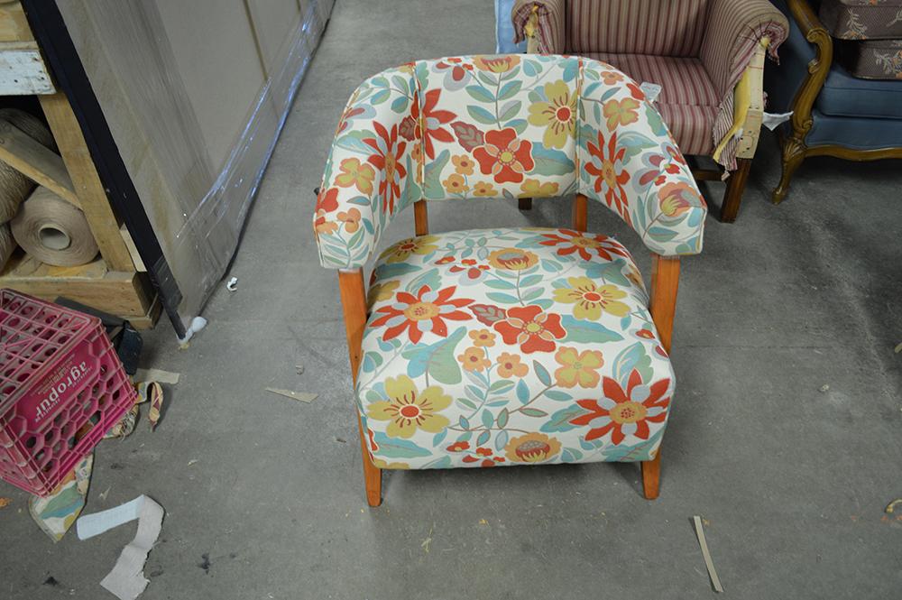Chaise de Salon - Après