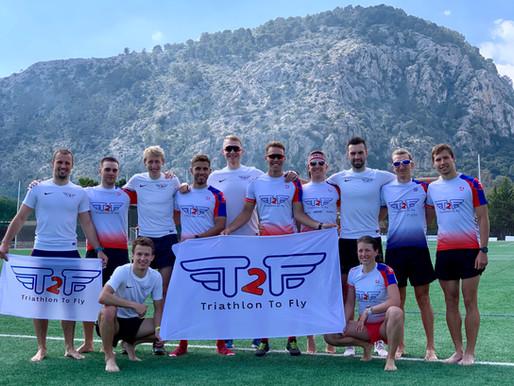 Mallorca T2F (TRIcamp) Deň 8-10