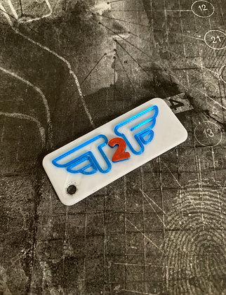 Kľúčenka T2F