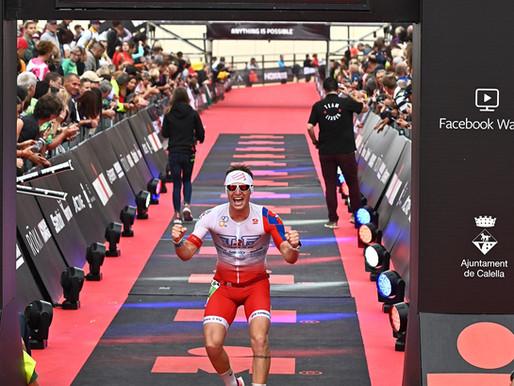 "RACE REPORT: Ironman Barcelona (""Deň D = premiéra"")"