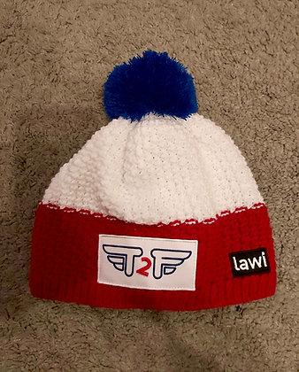 Pletená čiapka T2F