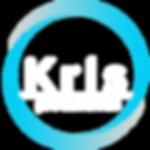 Kris Productions logo 3.4 transparant.pn