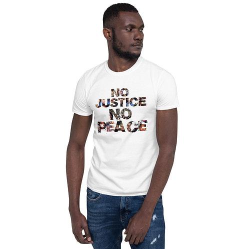 No Justice No Peace Tribute T-shirt