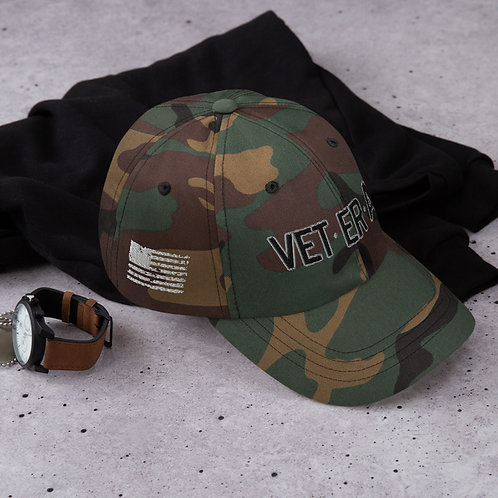 Veteran Dad Hats