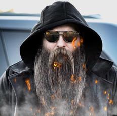 Bearded Flames