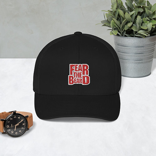 Fear The Beard Trucker Cap