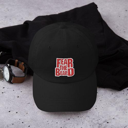 Fear The Beard Dad hat