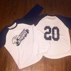 Redmond Basball Uniform Tops