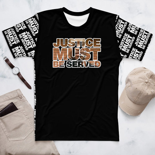 Justice Must Be Served All Over Tee