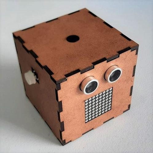 Robô Cube - Sentimentos