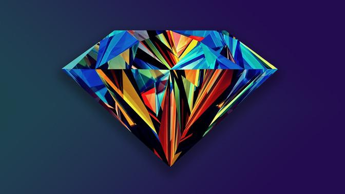 The 4 precious stones