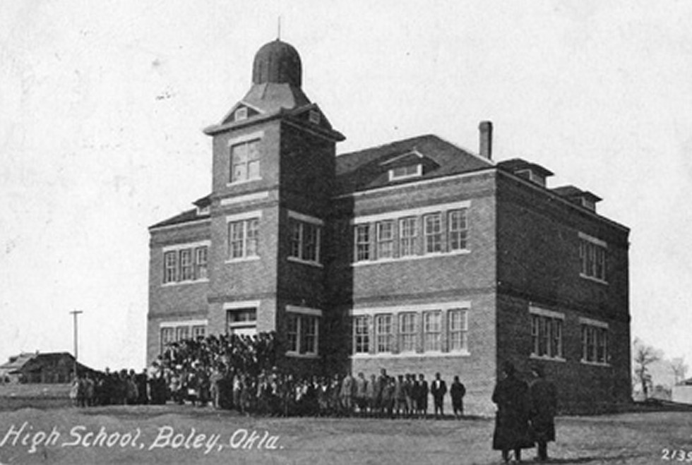 BOLEY HIGH SCHOOL