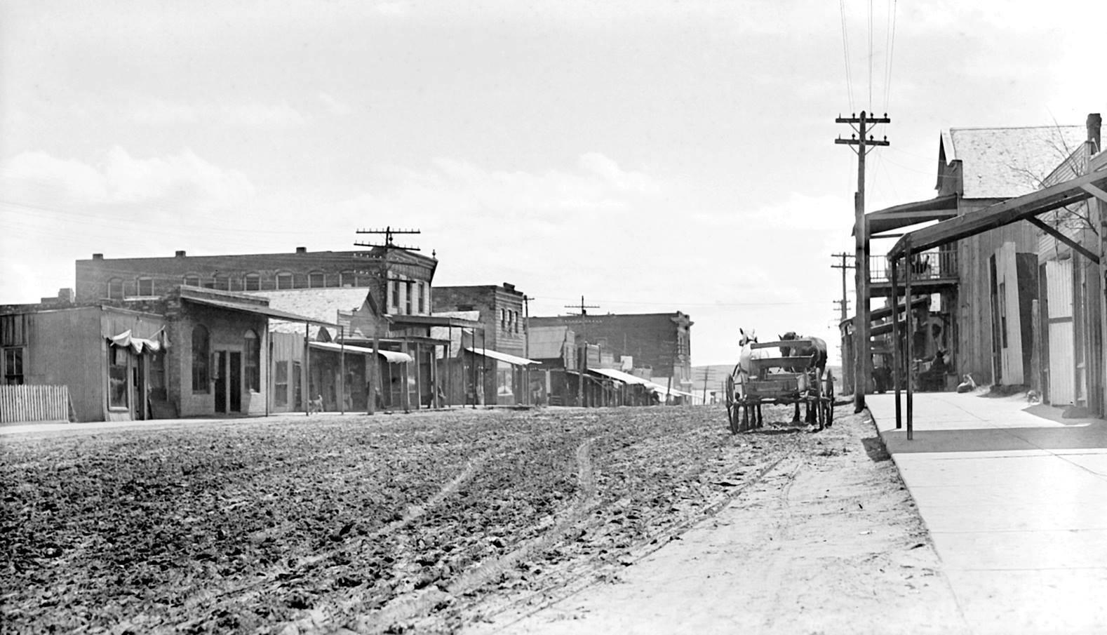 BOLEY, OKLAHOMA 1922