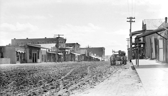 BOLEY, OKLAHOMA 1922
