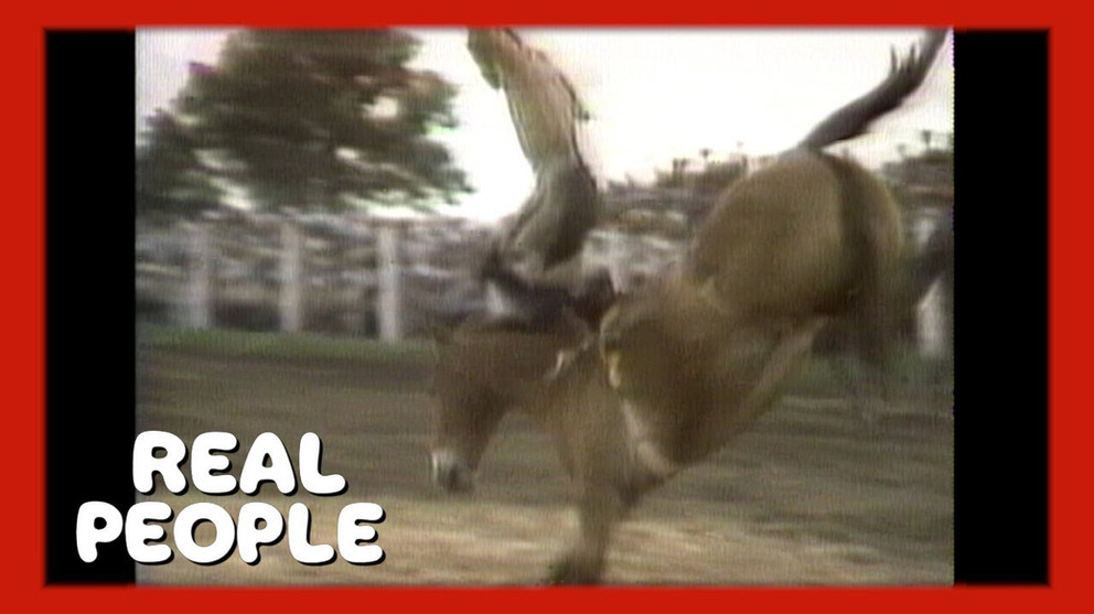 Boley Rodeo, Real People
