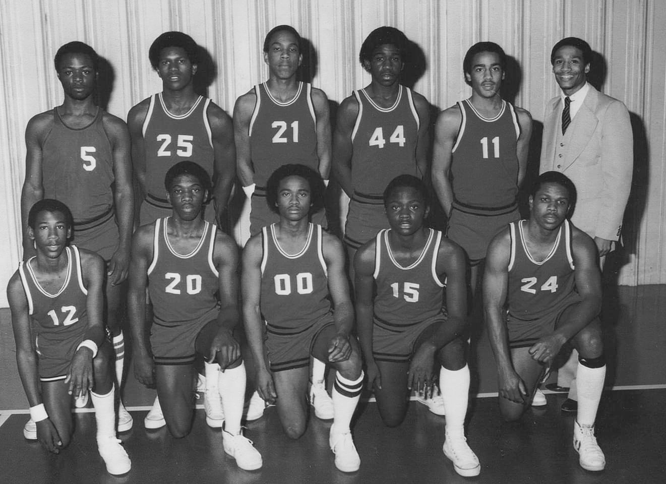 Boley Bears Basketball Team