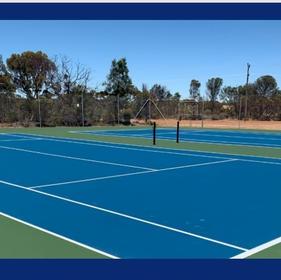 Kukerin Tennis Club Resurface $171,701 - 2019/20