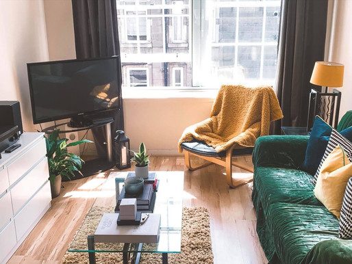8 Pieces I Used to Transform My Rented Living Room