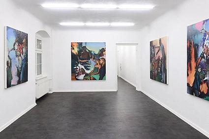 Wallscape exhibition, Magic Beans gallery, Berlin, 2017.jpg