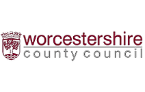 Worcester County Council logo Traffic Management