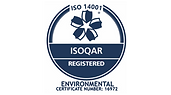 ISO14001 Environmental logo Traffic Management