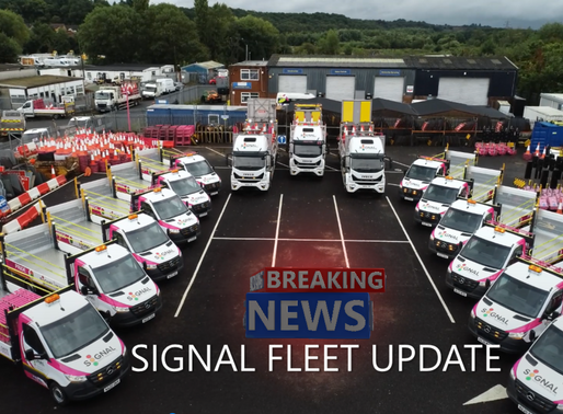 Signal TM   Increased demand drives Signal's 2020 growth in numbers!