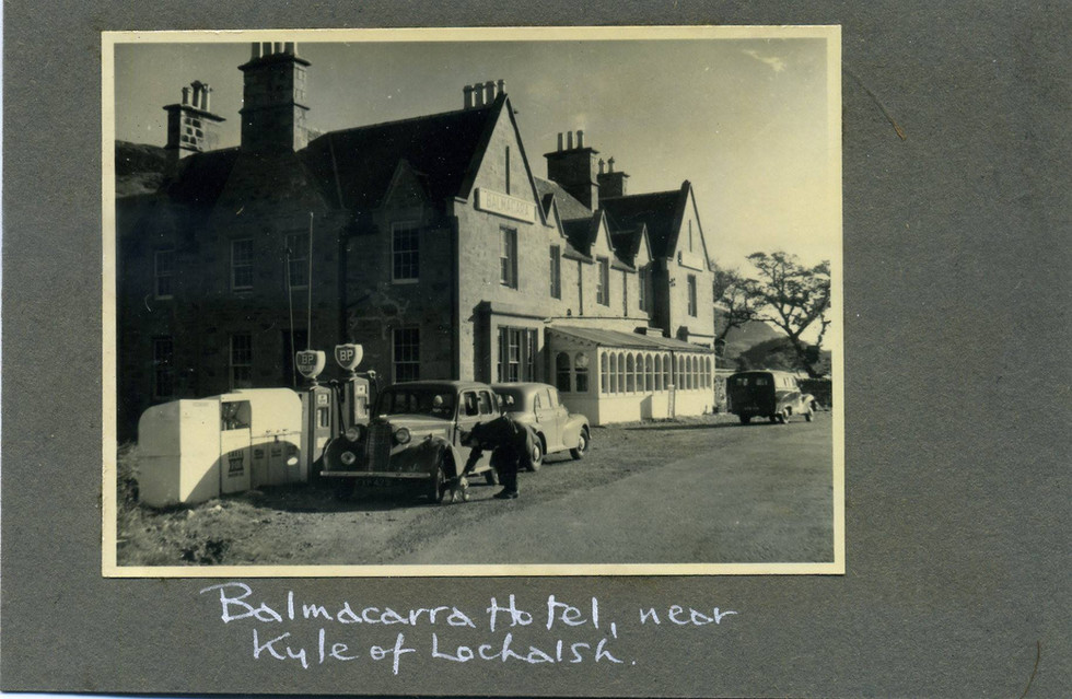 Old Balmacara Hotel 3