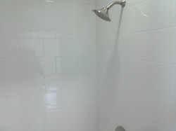 In law shower after