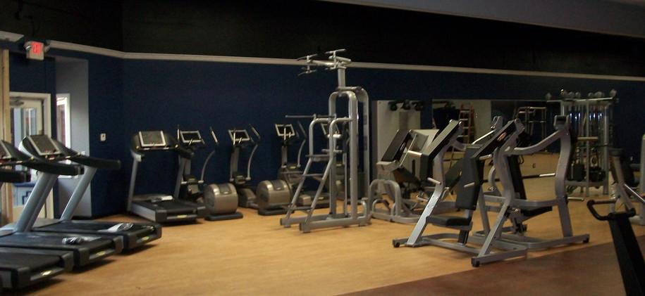 Gym Remodel