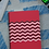Thumbnail: Red Chevon Notebooks