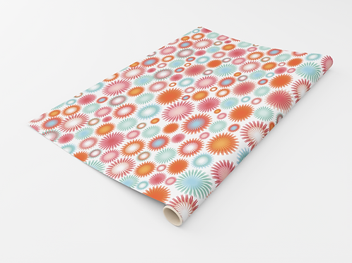Pretty Party Wrapping Paper