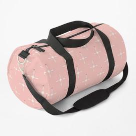 Elegant Crosses Duffle Bag