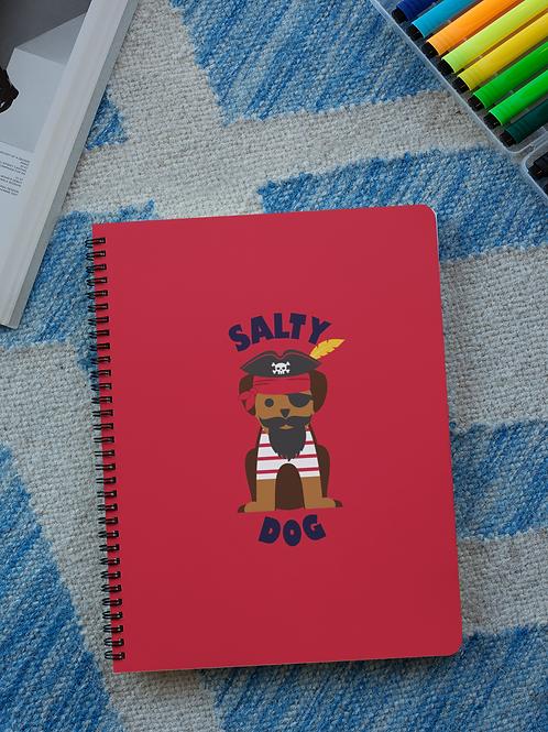 Salty Dog Notebook