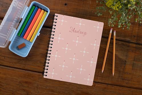 Elegant Crosses Notebook