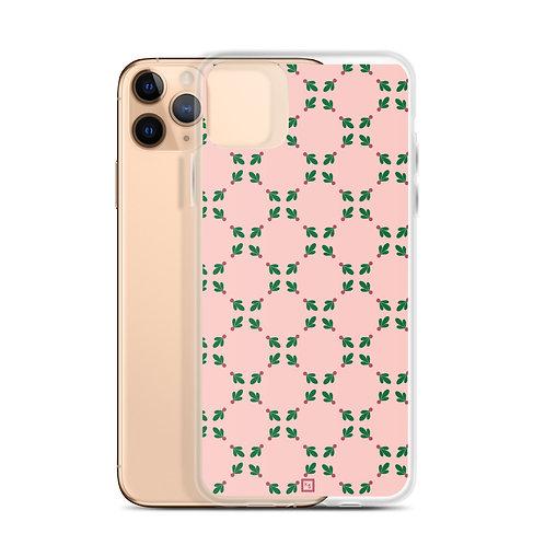 Rosey Berries iPhone Case